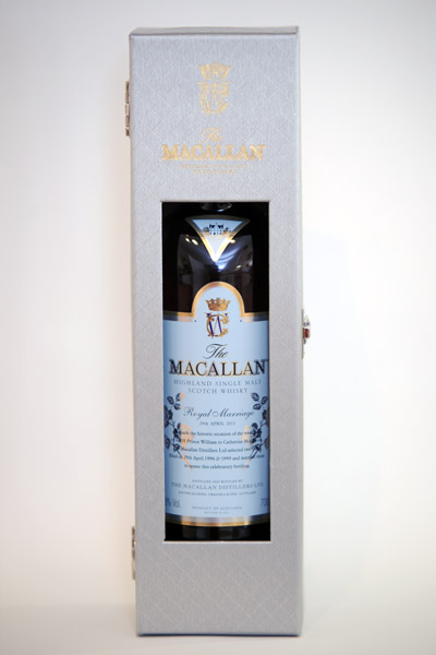 The Macallan Royal Wedding Whisky