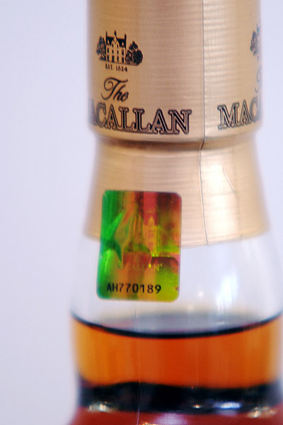 The Macallan Royal Wedding Whisky