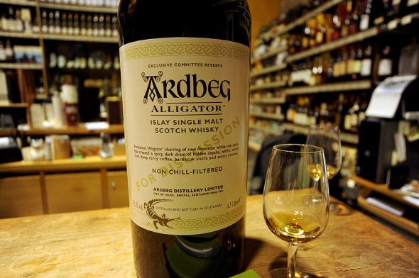 Ardbeg Alligator at The Whisky Exchange