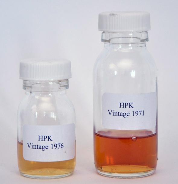 Highland Park 1976 and 1971 ©Colin Hampden-White