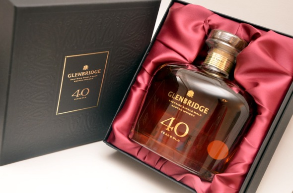 Glenbridge 40 year old from Aldi ©Colin Hampden-White