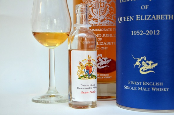 St Georges Diamond Jubilee Whisky © Colin Hampden-White