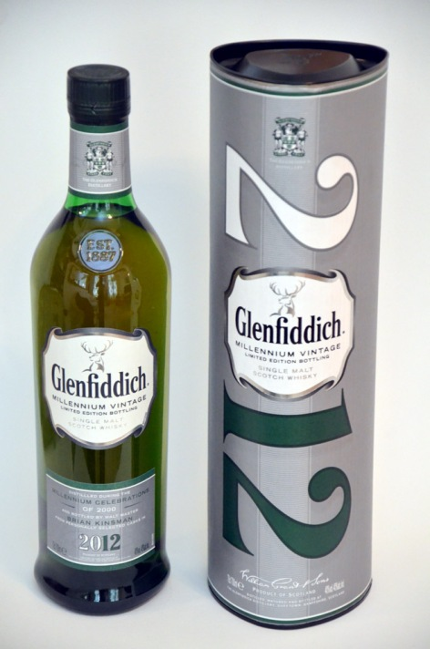 The Glenfiddich Millennium Vintage © Colin Hampden-White