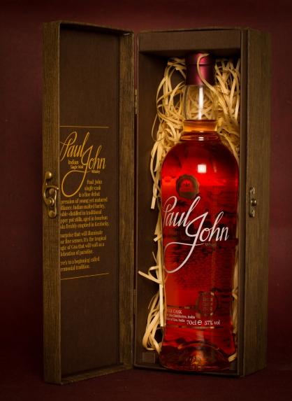 Paul John first release ©Paul John