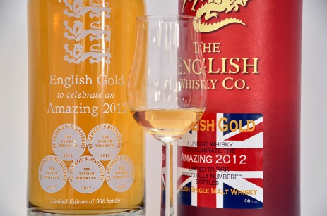 St George's Gold ©Colin Hampden-White