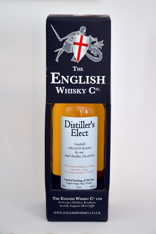 St George's Distiller's Elect ©Colin Hampden-White