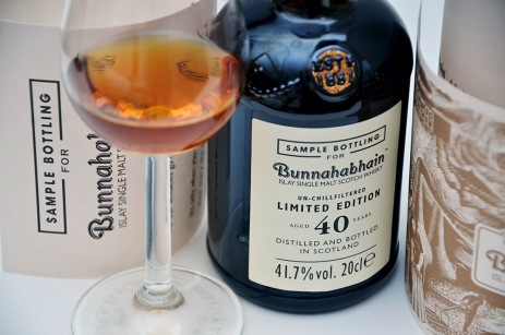 Bunnahabhain 40 Year Old 2012 ©Colin Hampden-White