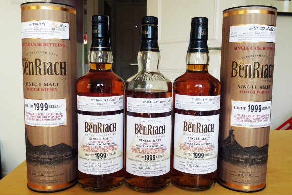 BenRiach 1999 ©Colin Hampden-White
