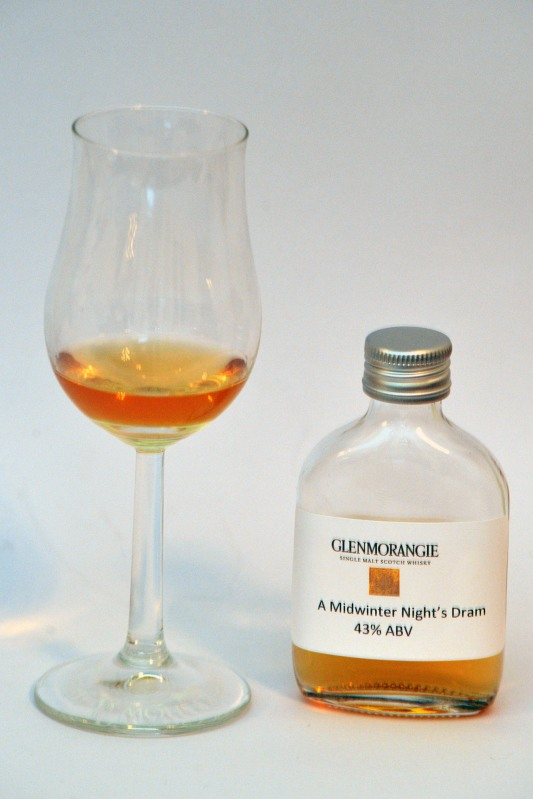 Glenmorangie Midwinter Night's Dram