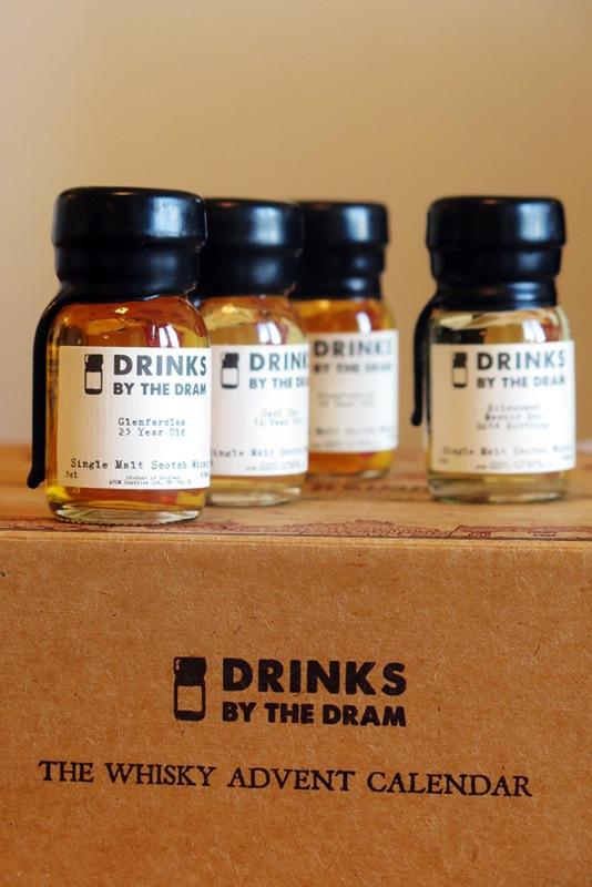whisky calendar 2